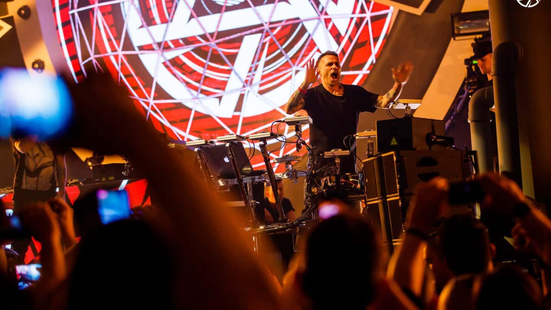 Resonate 2018 Liveset | Noize Suppressor presents 'Sonar' LIVE